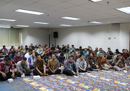 Bulan Suci Ramadhan Tingkatkan Nilai TOP BGT