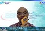 BSN Jelaskan Keamanan Penggunaan Thermo Gun di Suara Jakarta – JakTV