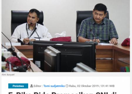 E-Bike Ride Promosikan SNI di Semarang