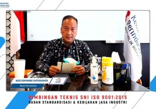 Tingkatkan Daya Saing Industri dengan SNI ISO 9001:2015