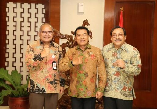 BSN-KSP-SKK MIGAS Siap Bersatu Cegah Korupsi