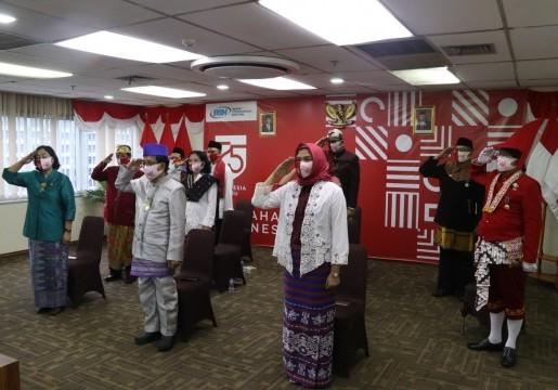 Peringatan HUT Ke-75 RI Momen Untuk Tingkatkan Daya Saing Produk Indonesia
