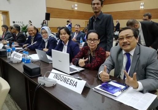 Perkuat Komnas IEC Indonesia di IEC GM 2017