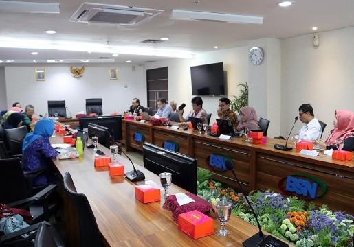 BSN Laksanakan Pertemuan Konsorsium Bioteknologi Indonesia