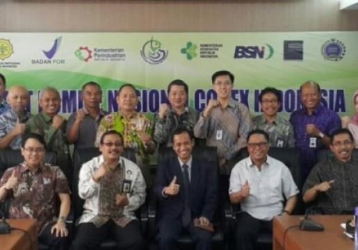 Komite Nasional Codex Indonesia Mendukung Pelaksanaan WNPG XI