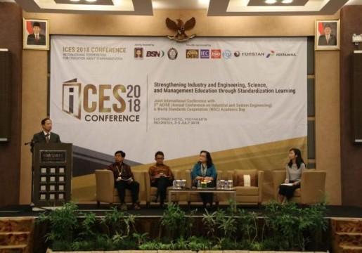Indonesia Tuan Rumah Konferensi Internasional Pendidikan Standardisasi