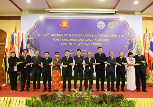 "Sidang ke 48 ""ASEAN Consultative Committee on Standard and Quality (ASSCQ) "" Siem Reap, Kamboja 4-8 Desember 2017"