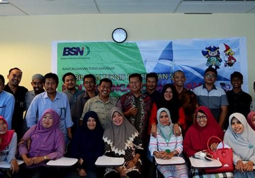 KLT BSN Makassar Jaring UKM Potensial