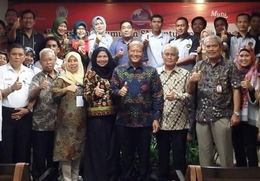 Workshop Perumusan SNI untuk Mendukung Pengembangan Produk Unggulan Daerah Sulawesi Selatan