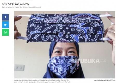 BSN: Produk Lokal yang Kantongi Sertifikat SNI Masih Minim