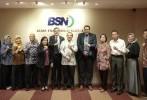 Kepala BSN menerima kunjungan Economic Counsellor Kedutaan Besar Perancis di Indonesia
