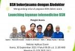 Layanan Telemedicine: Pegawai Sehat untuk BSN Produktif