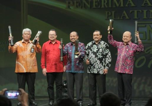 Selamat Kepada Penerima Anugerah SNI Award 2017