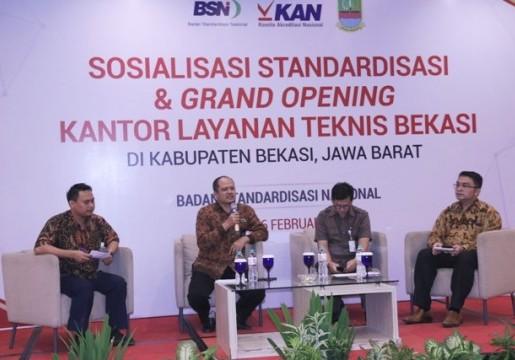 PT Garudafood Jadikan SNI Award Sebagai Ajang Evaluasi Kinerja
