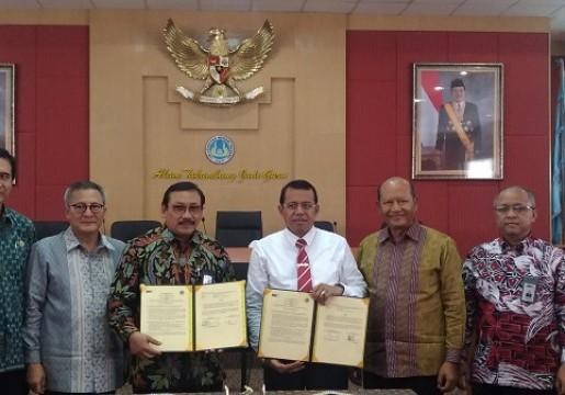 BSN Kembali Jalin Kerjasama dengan Universitas di Sumatera Barat