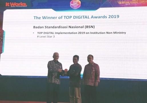 BSN Menangkan TOP Digital Awards 2019