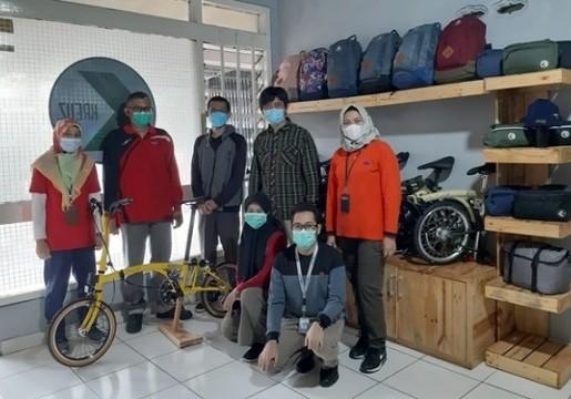 Tingkatkan Daya saing Industri Sepeda Lokal, PT. Kreuz Bike Indonesia Berkomitmen dalam Menerapkan SNI Sepeda