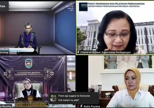 Pemerintah Daerah Jawa Barat Dorong Pasar Tertib Ukur