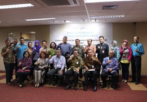 Kerjasama antara BSN dan Corporate Forum for Community Development (CFCD)