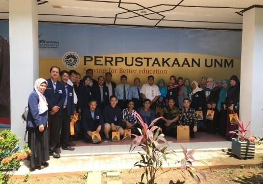 KLT BSN Makassar Fasilitasi  Dosen Adpertisi dan UIN Alauddin Makassar Belajar Penerapan SNI di UNM peraih SNI Award Kategori Pendidikan Tinggi
