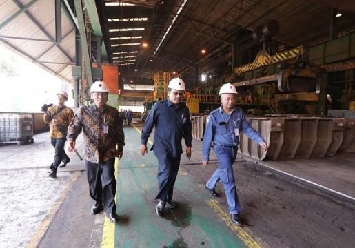 Krakatau Steel Komitmen Terapkan Standar