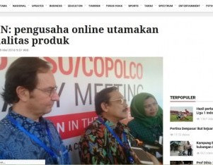 BSN: pengusaha online utamakan kualitas produk