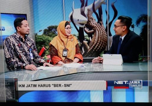 BSN Dukung IKM Jawa Timur Ber-SNI
