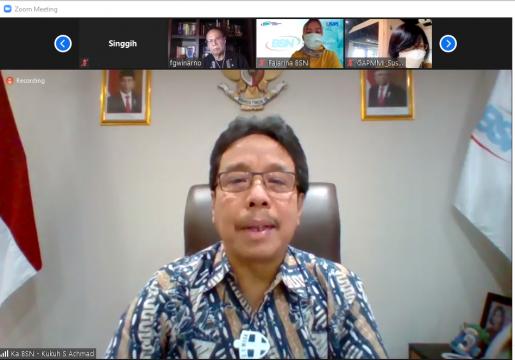 Komnas Codex Indonesia Siapkan Roadmap Free Industrially Trans Fat
