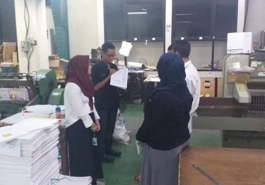 Perum Percetakan Negara RI Lolos ke Tahap On Site Evaluation SNI Award 2019