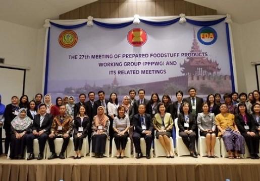 Joint Sectoral Committee untuk Implementasi MRA on Prepared Foodstuff di ASEAN