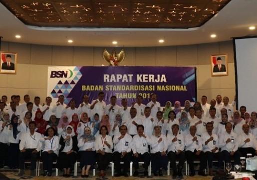 Kepala BSN : Jadikan BSN Organisasi yang Solid