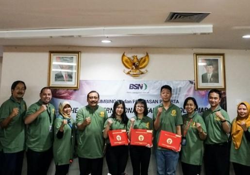Siswa-Siswi SMAK St. Louis 1 Surabaya Semakin Mantap Berkompetisi di Olimpiade Standar Internasional
