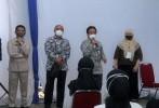 Kepala BSN Semangati Peserta Tes SKD CASN BSN