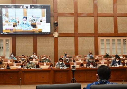 Komisi VI dorong BSN untuk melaksanakan kegiatan di masyarakat dan sinergi antar kementerian