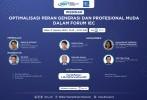 Profesional Muda Berperan dalam IEC