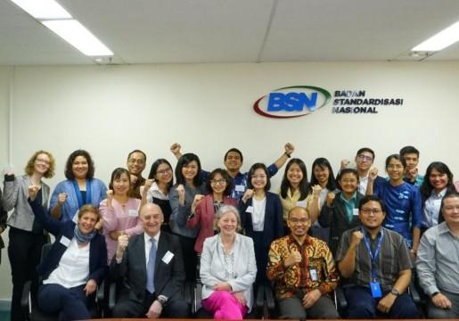 25 Perwakilan NQI Negara Anggota ASEAN Hadir di FGD SNI