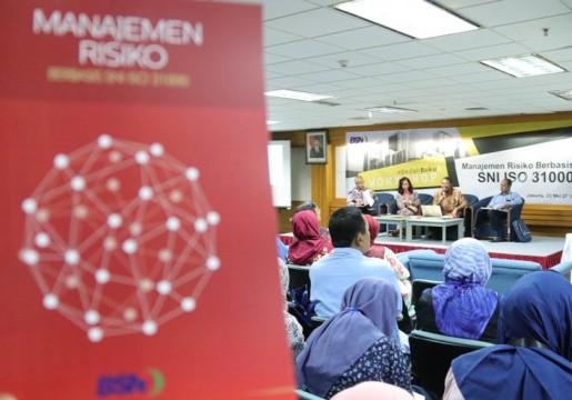 Tingkatkan Pemahaman Tentang Manajemen Risiko, BSN Gelar Bedah Buku dan Sosialisasi Peraturan BSN