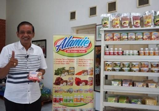 ALAMIE, Mi Instan Organik Ber-SNI dari Alam Yogyakarta