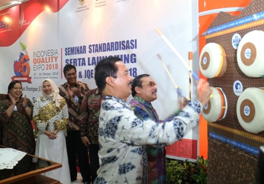 Jawa Timur Tuan Rumah Bulan Mutu Nasional 2018