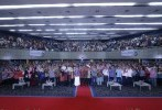 Temu Nasional Lembaga Penilaian Kesesuaian 2019 : Pentingnya peranan LPK dalam meningkatkan daya saing Indonesia