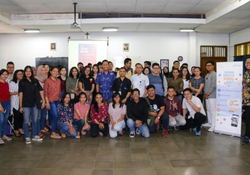 SNIzen Meet Up: Mengenalkan Budaya Standar Pada Generasi Z