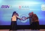 BSN Resmikan KLT, Masyarakat Jatim Semakin Mudah Dapatkan Layanan SNI