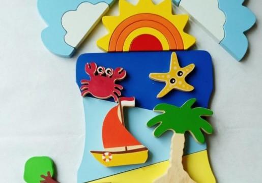 Ber-SNI, UMKM Mainan Anak Binaan BSN Raih Pasar di Mancanegara
