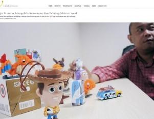 Maju Mundur Mengelola Keamanan dan Peluang Mainan Anak