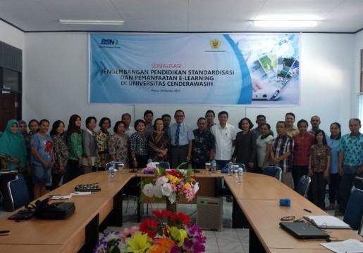 Gelora Pendidikan Standardisasi dari Ujung Timur Indonesia
