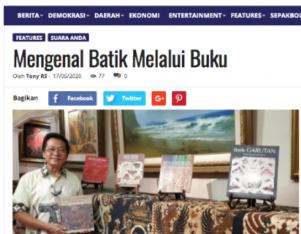 Mengenal Batik Melalui Buku