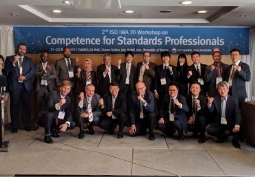 ISO Siap Publikasikan ISO IWA 30-1 dan 30-2 untuk Ciptakan Generasi Standards Professionals