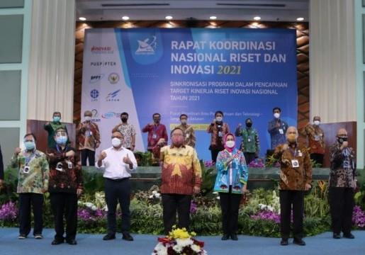 Kepala BSN Hadiri Rakornas Riset dan Inovasi 2021