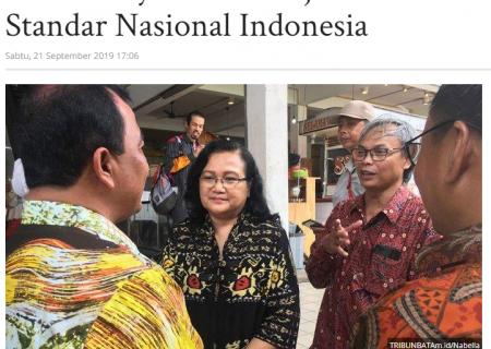 Pasar Rakyat bisa Menjadi Pasar Standar Nasional Indonesia