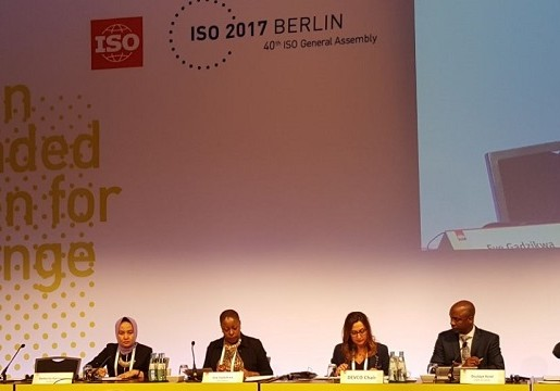 Fifty First Meeting ISO Developing Countries (DEVCO) Plenary, 19 September 2017, Intercontinental Hotel, Berlin , Germany